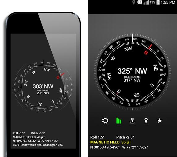 Compass » Ini Dia Aplikasi Yang Bermanfaat Untuk Android Kamu