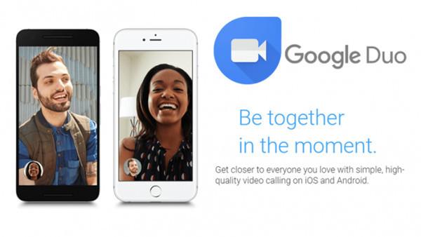 Google Duo » Ini Daftar Aplikasi Android Keren Buatan Google
