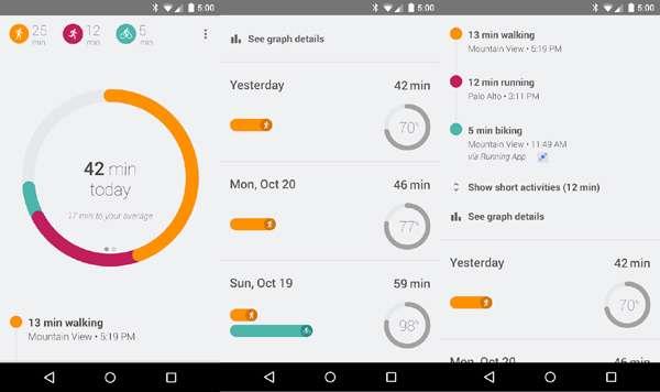 Google Fit » Ini Daftar Aplikasi Android Keren Buatan Google