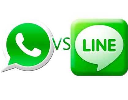 Kekurangan Aplikasi Line Android Dibandingkan Dengan Whatsapp 418x328 » Ini Kekurangan Aplikasi Line Android Dibandingkan Dengan Whatsapp
