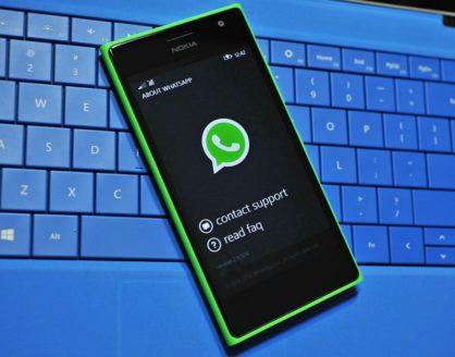 Kelebihan dan Kekurangan Menggunakan Aplikasi Whatsapp di PC atau Laptop 418x328 » Kelebihan dan Kekurangan Menggunakan Aplikasi Whatsapp di PC atau Laptop