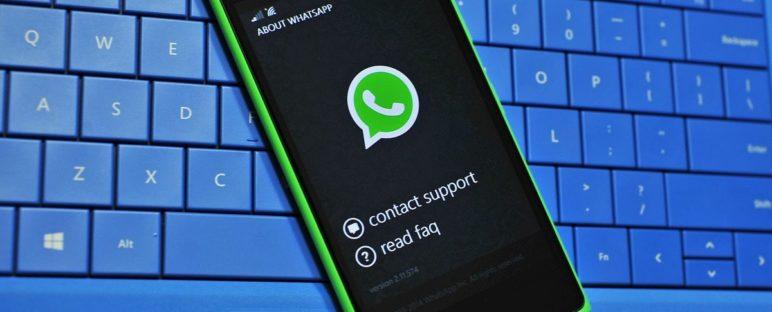 Kelebihan dan Kekurangan Menggunakan Aplikasi Whatsapp di PC atau Laptop 772x312 » Kelebihan dan Kekurangan Menggunakan Aplikasi Whatsapp di PC atau Laptop