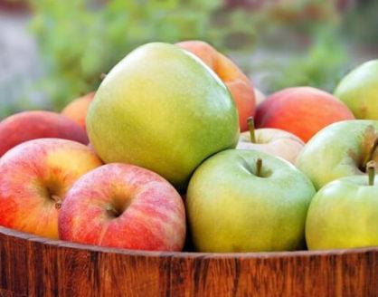 Manfaat Buah Apel Bagi Kesehatan Tubuh 418x328 » Manfaat dan Kandungan Nutrisi Buah Apel yang Baik Bagi Kesehatan Tubuh