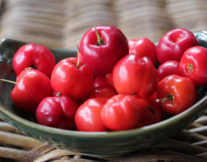 Manfaat Buah Cherry Bagi Kesehatan Tubuh 418x328 » Kandungan Gizi dan Manfaat Buah Cherry Bagi Kesehatan