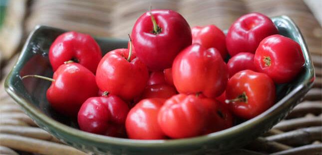 Manfaat Buah Cherry Bagi Kesehatan Tubuh 645x312 » Kandungan Gizi dan Manfaat Buah Cherry Bagi Kesehatan