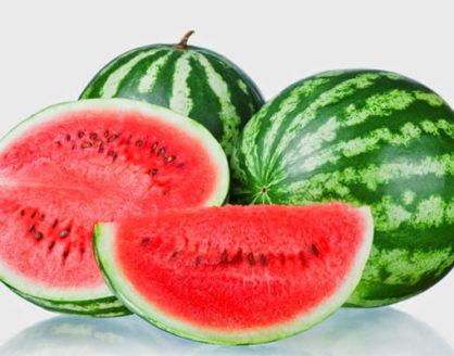 Manfaat Buah Semangka Bagi Kesehatan Tubuh 418x328 » Manfaat dan Kandungan Nutrisi Buah Semangka Bagi Kesehatan Tubuh