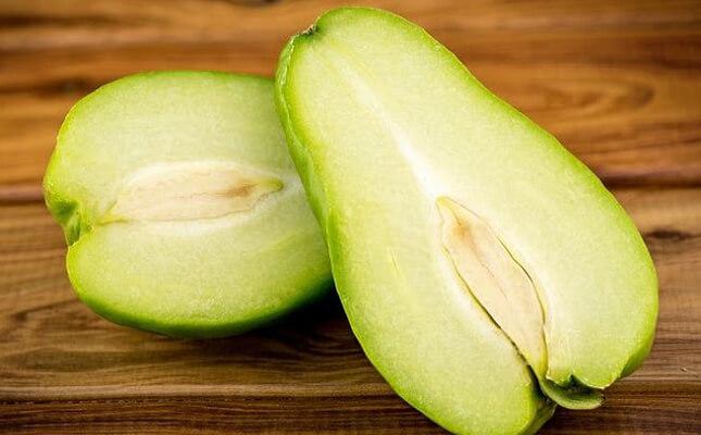 Manfaat Labu Siam Untuk Kesehatan Tubuh » Kandungan Zat dan Manfaat Labu Siam Untuk Kesehatan Tubuh