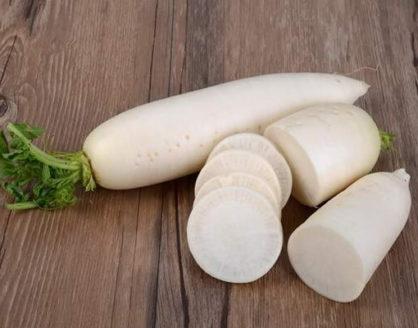 Manfaat Lobak Putih Bagi Kesehatan Tubuh 418x328 » Kenali Kandungan Gizi dan Manfaat Lobak Putih Bagi Kesehatan