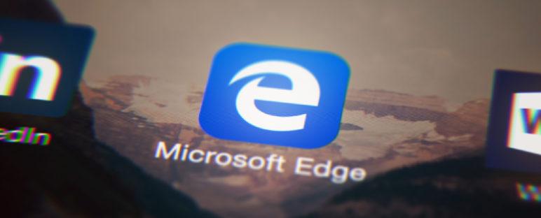 Microsoft Edge PC Browser Pengganti IE dari Microsoft 772x312 » Microsoft Edge, PC Browser Pengganti IE di Windows 10
