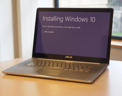 Panduan Cara Install Windows 10 di PC dan Laptop Anda 418x328 » Ini Beragam Cara Install Windows 10 di PC dan Laptop Anda