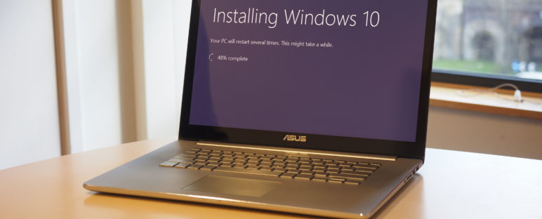 Panduan Cara Install Windows 10 di PC dan Laptop Anda 772x312 » Ini Beragam Cara Install Windows 10 di PC dan Laptop Anda
