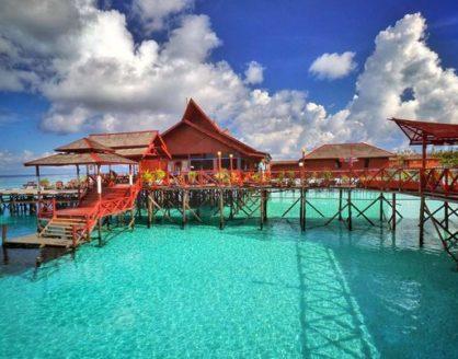 Pulau Maratua Bentangan Surga Kalimantan Timur yang Mengesankan 418x328 » Wisata Pulau Maratua, Bentangan Surga Kalimantan Timur yang Mengesankan