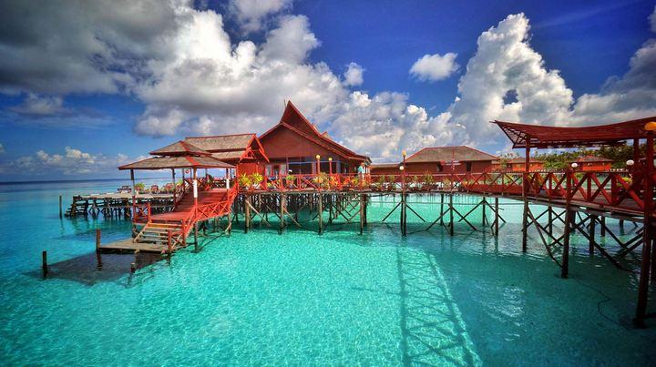 Pulau Maratua Bentangan Surga Kalimantan Timur yang Mengesankan » Wisata Pulau Maratua, Bentangan Surga Kalimantan Timur yang Mengesankan
