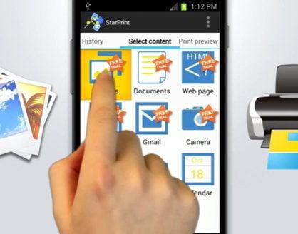 StarPrint 418x328 » Ini Dia Aplikasi Yang Bermanfaat Untuk Android Kamu