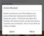 Begini Ciri Akun Instagram Anda Diblokir Oleh Orang Lain