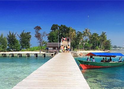 Tempat Wisata Pantai di Jakarta dan Sekitarnya yang Terindah 418x300 » Eloknya Pilihan Destinasi Wisata Pantai di Jakarta dan Sekitarnya