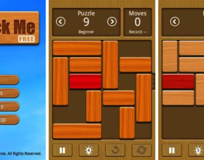 Unblock Me FREE 418x328 » Ini Dia Game Asah Otak Paling Menantang di HP Android