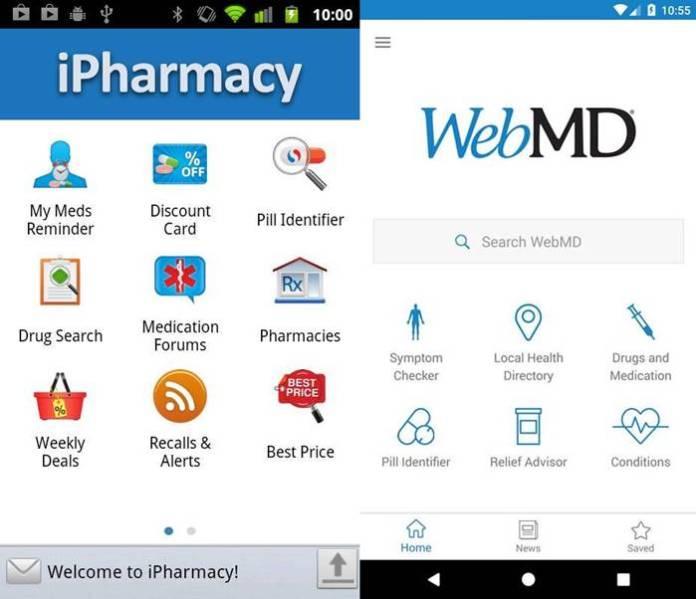 WebMD » Jangan Lupa Diinstall! 5 Aplikasi Kesehatan Android Paling Populer