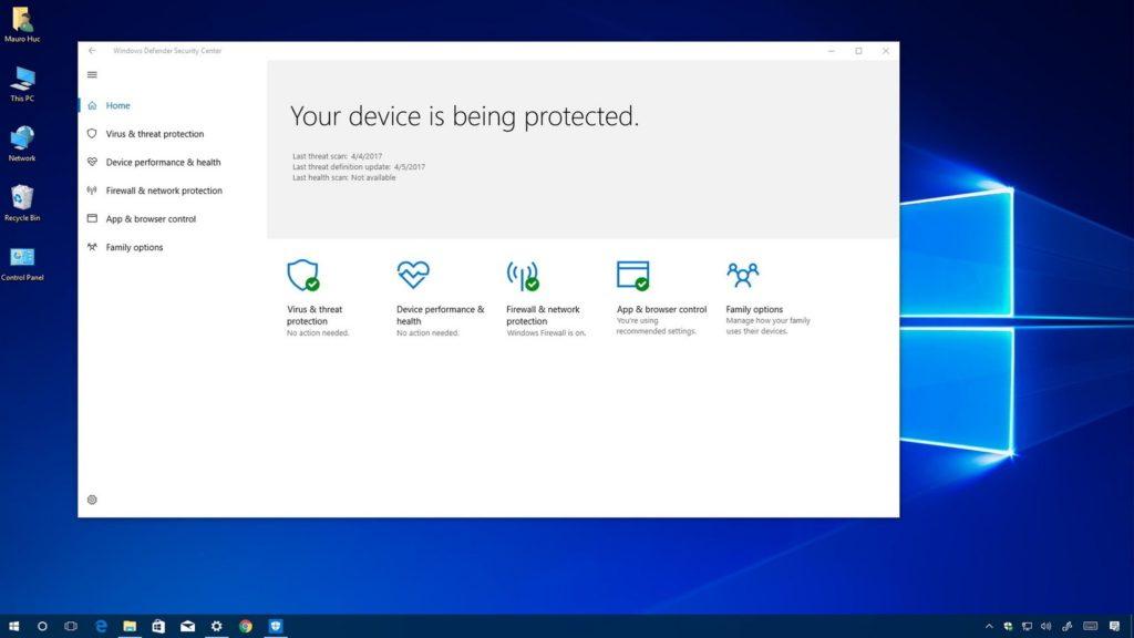 windows 10 | Windows Defender, Antivirus Bawaan Windows 10 yang Ringan Namun Tetap Garang