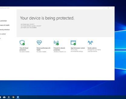 Windows Defender Antivirus Bawaan Windows 10 yang Ringan Namun Tetap Garang 418x328 » Windows Defender, Antivirus Bawaan Windows 10 yang Ringan Namun Tetap Garang