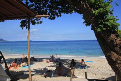 aktivitas liburan di pantai bias tugel bali » Inilah Panorama Alam Objek Wisata Pantai Bias Tugel Bali