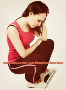alasan mengapa anda gagal menurunkan berat badan 220x300 » Inilah 11 Alasan Mengapa Anda Gagal Menurunkan Berat Badan