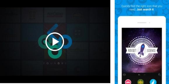 aplikasi android desain logo logo foundry » Ini Alternatif 5 Aplikasi Android Untuk Membuat Desain Logo