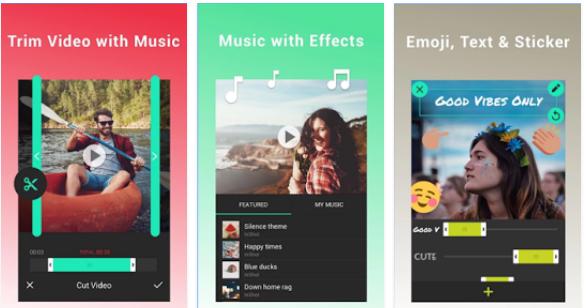 aplikasi android edit video video editor inshot » 5 Aplikasi Edit Video Terbaik dari Ponsel Android Kamu