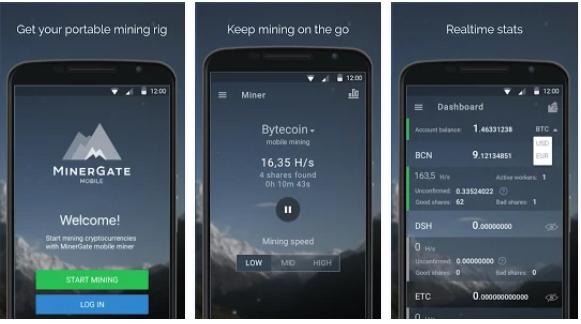 aplikasi android penghasil bitcoin minergate » Rekomendasi 5 Aplikasi Android Penghasil Bitcoin Gratis