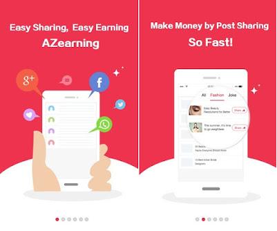 aplikasi android penghasil uang azearning » Aneka Pilihan 5 Aplikasi Android Penghasil Uang Terbaik