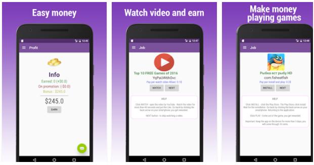 aplikasi android penghasil uang earn money video and apps » Aneka Pilihan 5 Aplikasi Android Penghasil Uang Terbaik