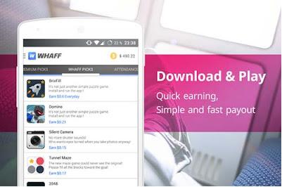 aplikasi android penghasil uang whaffreward » Aneka Pilihan 5 Aplikasi Android Penghasil Uang Terbaik