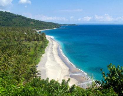 daerah paling diburu saat liburan lombok 418x328 » Daerah Wisata di Indonesia Yang Banyak Diburu Saat Liburan