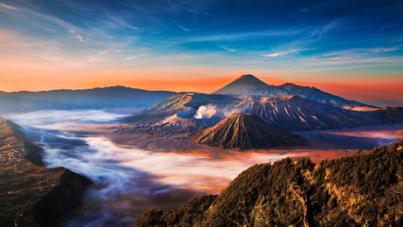 destinasi wisata alam indonesia gunung bromo » Inilah Tempat Wisata Alam di Indonesia Yang Wajib Dikunjungi