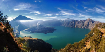destinasi wisata alam indonesia gunung rinjani » Inilah Tempat Wisata Alam di Indonesia Yang Wajib Dikunjungi