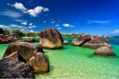 destinasi wisata alam indonesia kepulauan belitung » Inilah Tempat Wisata Alam di Indonesia Yang Wajib Dikunjungi