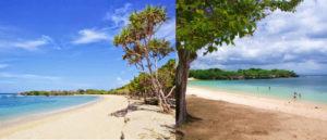 destinasi wisata pantai nusa dua bali 300x129 » Nikmati Pesona Keindahan Objek Wisata Pantai Nusa Dua Bali