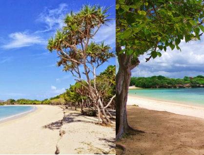 destinasi wisata pantai nusa dua bali 418x317 » Nikmati Pesona Keindahan Objek Wisata Pantai Nusa Dua Bali