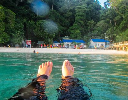 destinasi wisata pulau berhala sumut 418x328 » Pulau Berhala, Destinasi Wisata Dengan Cerita Mistis nan Eksotis di Sumatera Utara