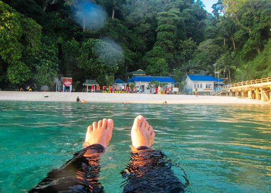 destinasi wisata pulau berhala sumut » Pulau Berhala, Destinasi Wisata Dengan Cerita Mistis nan Eksotis di Sumatera Utara