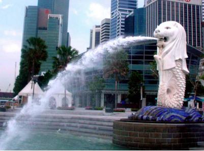 destinasi wisata singapura merlion park » Liburan Luar Negeri, Inilah Tempat Wisata di Singapura Paling Populer