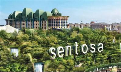 destinasi wisata singapura sentosa island » Liburan Luar Negeri, Inilah Tempat Wisata di Singapura Paling Populer