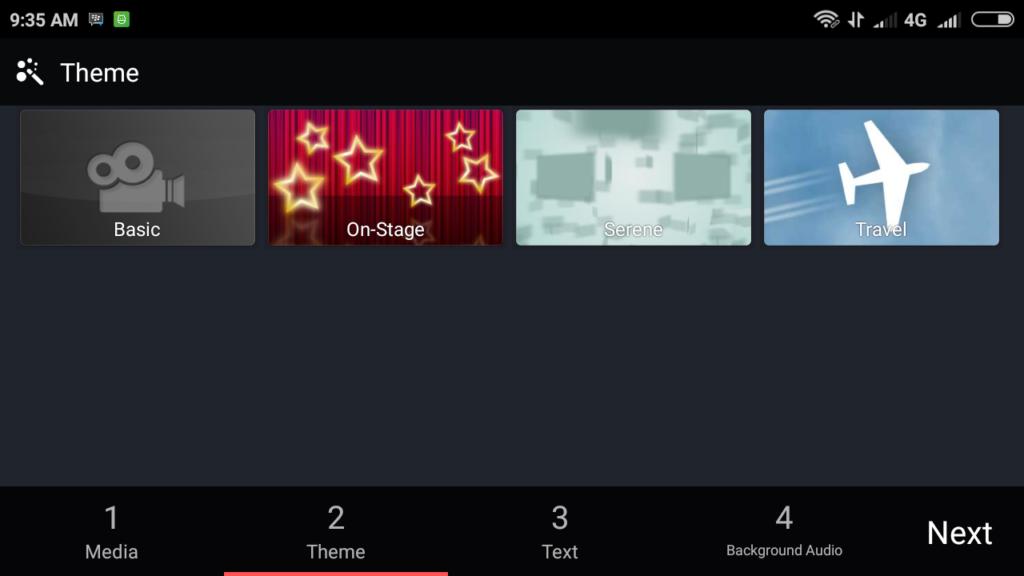 edit video kinemaster 02 1024x576 » Cara Mengedit Video Lewat HP dengan Kinemaster