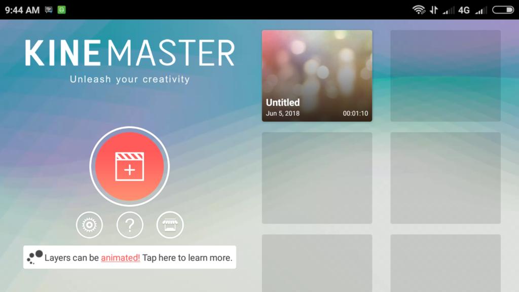 edit video kinemaster 06 1024x576 » Cara Mengedit Video Lewat HP dengan Kinemaster
