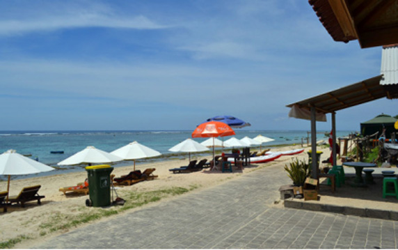 fasilitas umum wisata pantai pandawa bali » Eloknya Keindahan Tersembunyi Objek Wisata Pantai Pandawa Bali