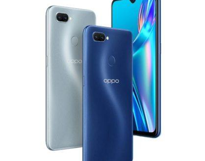 hp android oppo a12s 418x328 » Dipasarkan di Kamboja, Oppo A12s Dibekali SoC Mediatek Helio P35