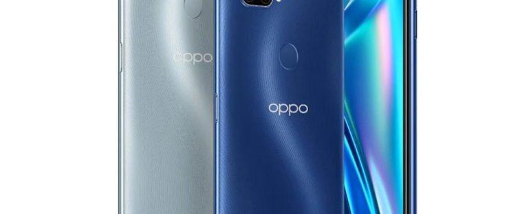 hp android oppo a12s 772x312 » Dipasarkan di Kamboja, Oppo A12s Dibekali SoC Mediatek Helio P35
