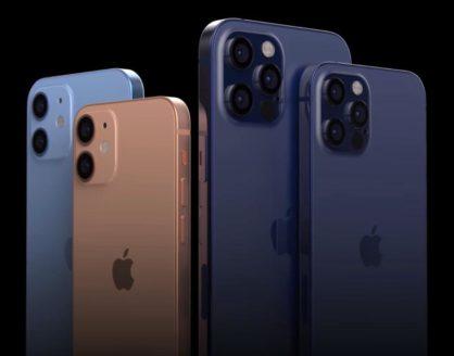 iphone 12 418x328 » Begini Bocoran iPhone 12 yang Siap Masuk Pasar Gadget Tanah Air