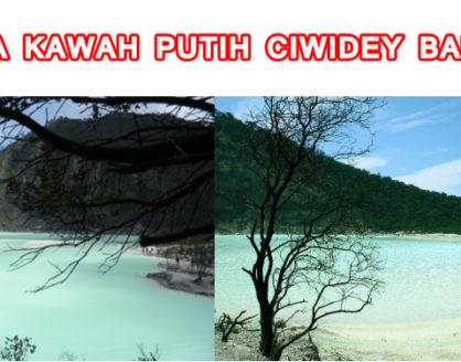objek wisata kawah putih ciwidey bandung 418x328 » Pesona Wisata Kawah Putih, Menyaksikan Eksotisme Alam di Bandung
