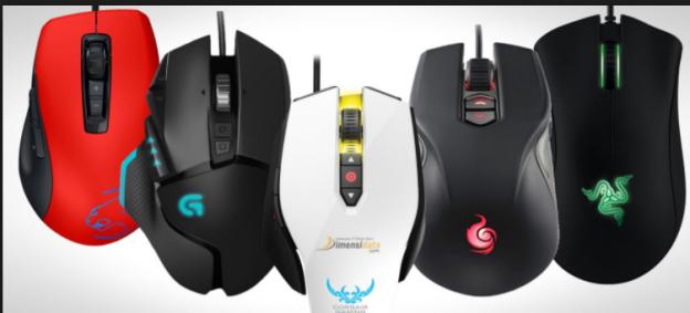 opsi mouse gaming yang bikin permainan kamu makin asyik » Ini Dia Rekomendasi Mouse Gaming Terbaik dan Termurah